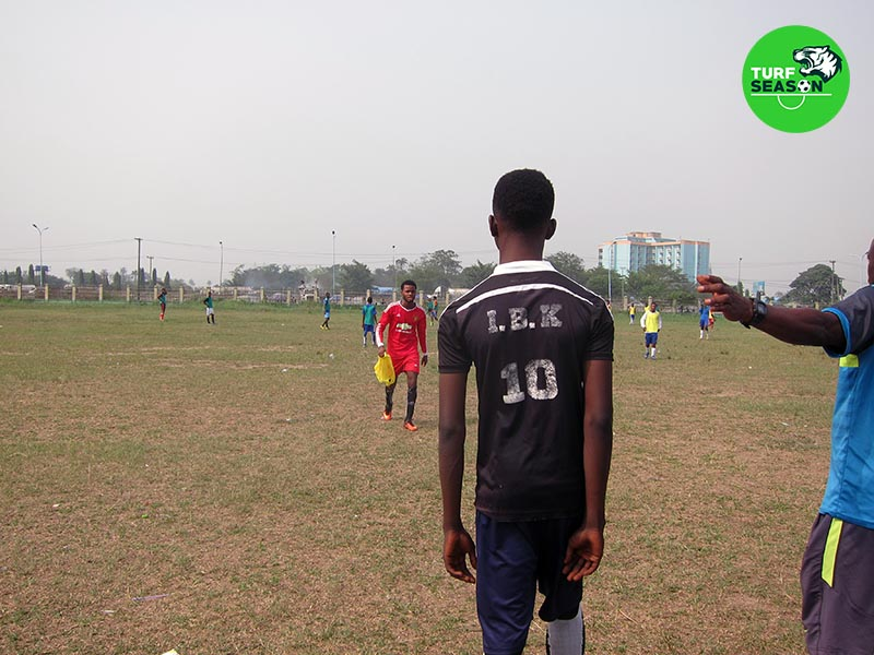 warri turf season football