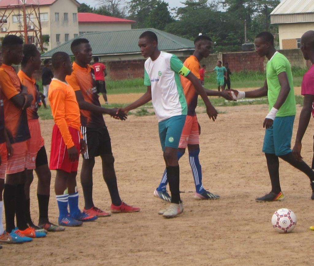 Dolphin FC Matchday18 Preview: Team Captain, Chineme Nwobu hopes to be back just in time