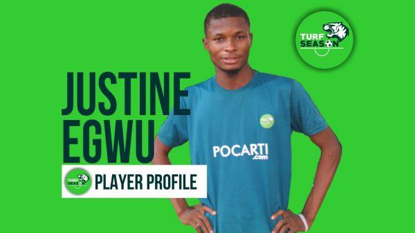 Player Profile - Justine Egwu