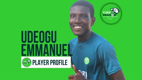 Udeogu Emmanuel