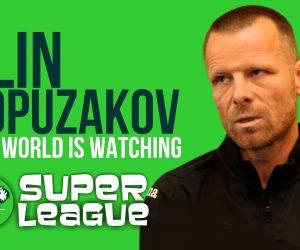 the World is watching - Elin Topuzakov