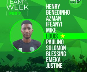 STARS OF THE WEEK. - 2021 Football Trials