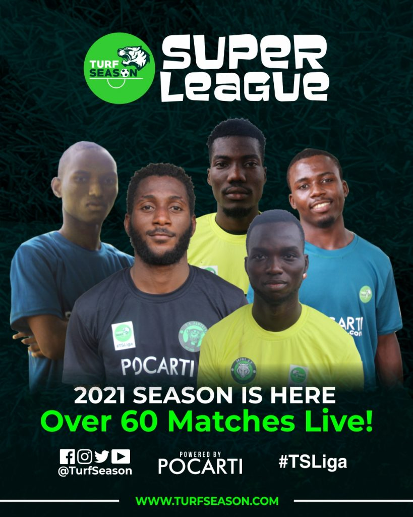 Turf Season 2021 Super League