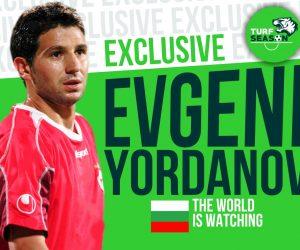 the World is watching - EVGENI YORDANOV